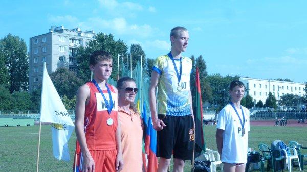 IX Międzynarodowy Puchar Lekkoatletyczny Sukces Międzynarodowy Filipa Felskiego